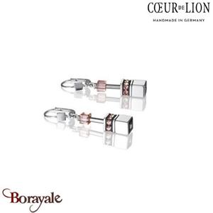 meilleur authentique matériau sélectionné vente officielle Bijoux COEUR DE LION en acier et cristal de Swarovski exclusif