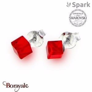 Boucles d'oreilles SPARK bijoux made with Swarovski Elements A56R (petit)