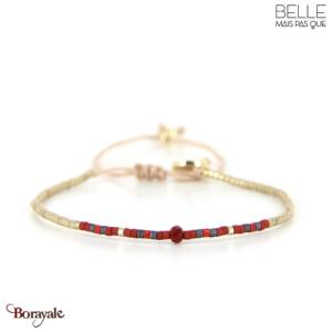 bracelet -Belle mais pas que- collection Lovely Gold B-1362-LOVLY