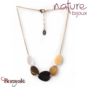Collection Echapée belle, Collier NATURE Bijoux 15--27115