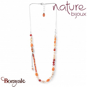 Collection Escapades, Collier Nature bijoux 15--27344