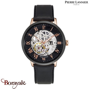 Collection homme automatique-squelette, Montre PIERRE LANNIER 324B433