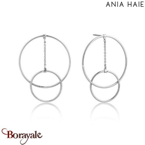 Collection Modern Minimalism, Boucles d'oreilles ANIA HAIE E002-04H