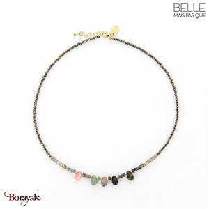 Collier -Belle mais pas que- collection Hiba C2 HIBA-C2