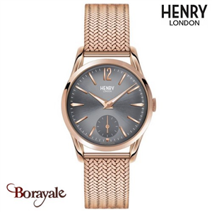 Montre HENRY London collection Finchley pour femme HL30-UM-0116