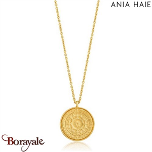 Collection Coins, Collier ANIA HAIE N009-05G