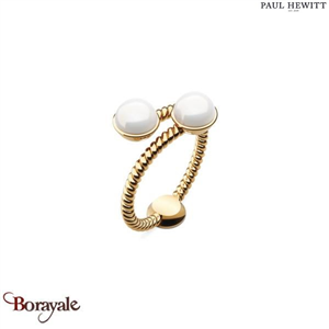 Bague -PAUL HEWITT- collection Anchor PH-FR-ROPE-G-54 taille 54