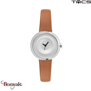 Montre  TACS Little Drop Femme Camel