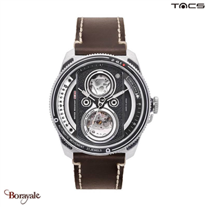 Montre  TACS ATL Homme Modern Silver TS2002A