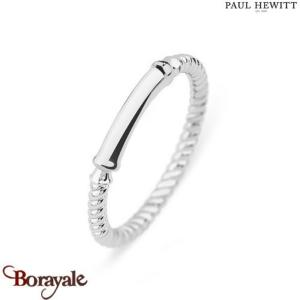 Bague Starboard Acier - Taille 54  PAUL HEWITT Collection Starboard PH-FR-ROP-S-