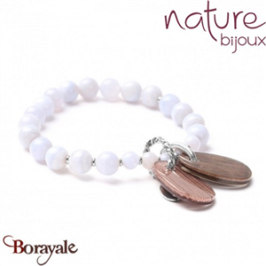 Collection Cloudy, Bracelet Nature Bijoux 13--31207