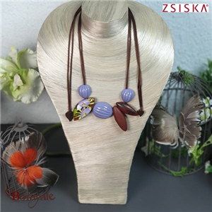 Collection Aloha, Collier ZSISKA Bijoux 9260101PURPQ06
