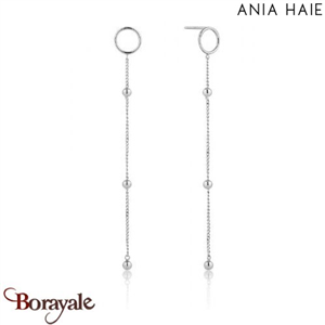 Collection Modern Minimalism, Boucles d'oreilles ANIA HAIE E002-08H