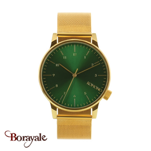 Montre KOMONO Collection WINSTON ROYALE GOLD - GREEN KOM-W2355
