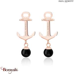 Boucles d'oreilles PAUL HEWITT collection Anchor PH-ER-ND-R-O