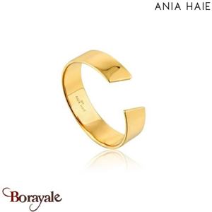 Collection Geometry Class, Bague ANIA HAIE R005-03G