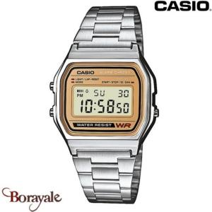 Montre CASIO Vintage collection A158WEA-9EF