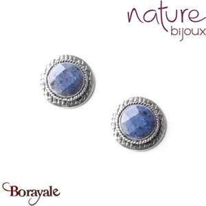 Collection Pleiades, Boucles d'oreilles NATURE Bijoux 11--76402