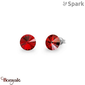 Boucles d'oreilles SPARK collection Candy made with Swarovski Elements A129R