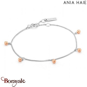 Out Of This World, Bracelet Argent - plaqué Or rose ANIA HAIE B001-01T