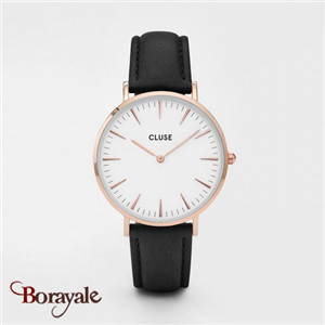 Montre Cluse La Bohème Rose Gold White/Black CL18008-CW0101201020