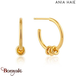Collection Modern Minimalism, Boucles d'oreilles ANIA HAIE E002-05G