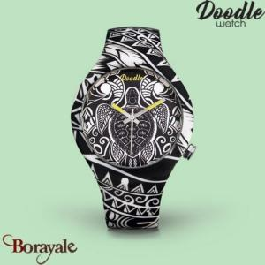 Montre DOODLE TATTOO MOOD TORTUE