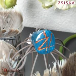 Collection Divine, Bague ZSISKA Bijoux 7270601TEACQ0M