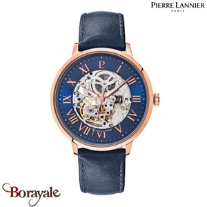 Collection homme automatique-squelette, Montre PIERRE LANNIER 323B466