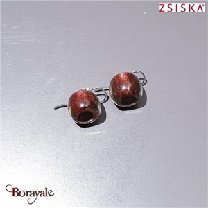 Collection Colourful Beads, Boucles d'oreilles ZSISKA Bijoux 40105039063Q00