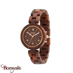 Montre WEWOOD Daphné Cherry Rose 70234-750