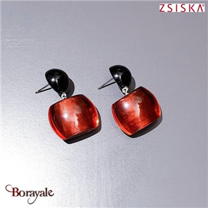 Collection belli sima, Boucles d'oreilles ZSISKA Bijoux 72405019172Q00