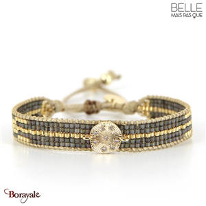 bracelet -Belle mais pas que- collection Golden Chic B-1730-CHIC