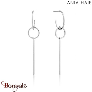 Collection Modern Minimalism, Boucles d'oreilles ANIA HAIE E002-03H