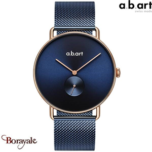 Montre A.B.ART, Série FA - 41 mm FA41-012-5S