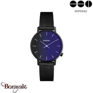 Montre KOMONO Collection HARLOW MIDNIGHT KOM-W4104