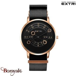 Montre EXTRI City Homme X3016RBNR01