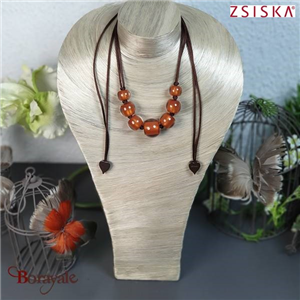 Collection Colourful Beads, Collier ZSISKA Bijoux 40101219221Q07