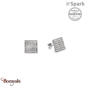 Boucles d'oreilles SPARK made with Swarovski Elements collection Kingdom A043W