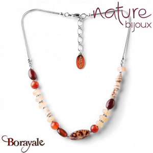 Collection Escapades, Collier Nature bijoux 15--27350