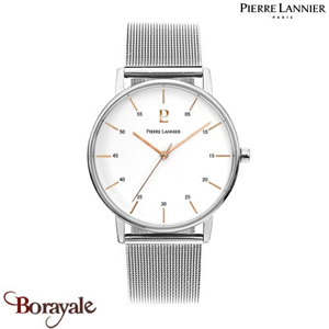 Collection homme  milanais, Montre PIERRE LANNIER 202J108
