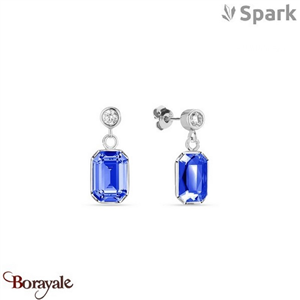 Boucles d'oreilles SPARK made with Swarovski Elements collection Royal A061SA