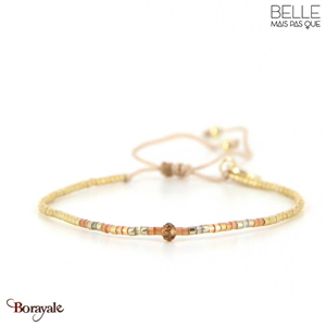 bracelet -Belle mais pas que- collection Golden Camel B-1362-CAML