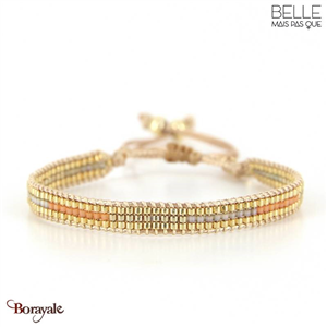 bracelet -Belle mais pas que- collection Golden Camel B-1543-CAML
