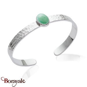 Argent 925° : Bracelet Collection Aventurine