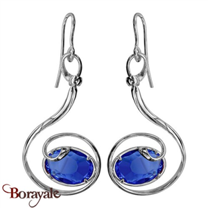 Boucles d'oreilles THABORA collection Moncarat T610004A