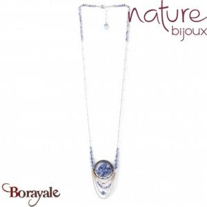 Collection BABYLONE, Collier Nature bijoux 15--27333