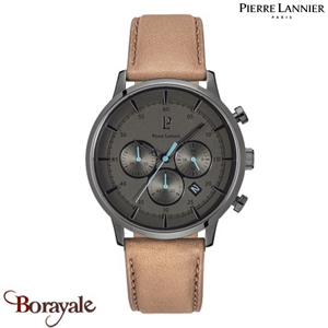 Collection homme chrono, Montre PIERRE LANNIER 227F484