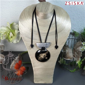Collection Athéna, Collier ZSISKA Bijoux 5310201SBLKQ00