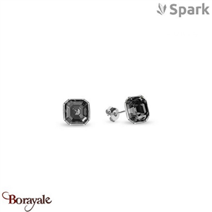Boucles d'oreilles SPARK made with Swarovski Elements collection Impérial A037GR
